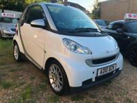 2010 Smart fortwo 1.0 ( 84bhp )Semi-A Passion full service history 12 month mot