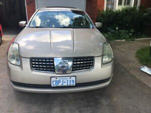 Nissan Maxima 2004 3.5 SL As Is