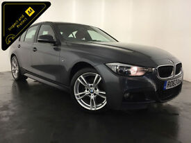2013 63 BMW 320D XDRIVE M SPORT DIESEL 1 OWNER SERVICE HISTORY FINANCE PX