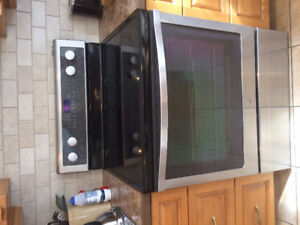 Whirlpool Stainless Steel Oven / Stove
