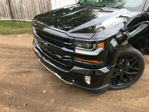 2017 Chevy 2Lt double cab