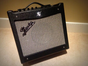 Fender Mustang 1 Amp - As New - $125