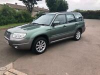 2006 Subaru Forester 2.0 XE 5dr -FSH- 6 MONTHS WARRANTY