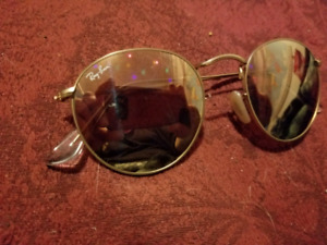Rose Gold Limited Edition Ray Bans