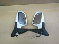 jdm honda dc5 type r acura rsx oem side folding mirrors,