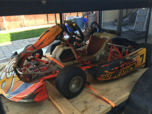 Racing Go Kart New Amp Used Riding Lawn Mowers Golf Carts