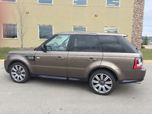 2013 Land Rover Range Rover Sport - One Owner - Supercharged