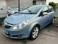 2009 Vauxhall Corsa 1.4i 16V Design 5dr Auto**GENUINE 28,000miles FROM NEW** HAT