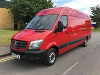 2014 Mercedes-Benz Sprinter 2.1 CDI 316 Extra High Roof Panel Van 4dr LWB Manual
