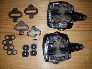 Shimano m525 pedals
