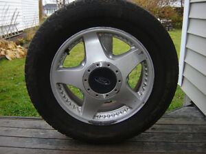 14 inch and 16 inch tires and rims