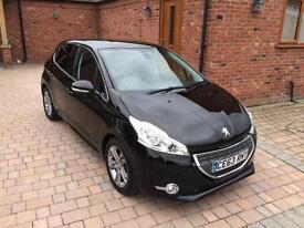 2013 Peugeot 208 1.4HDi ( 70bhp ) FAP Allure * Low Mileage - Free Road Tax *