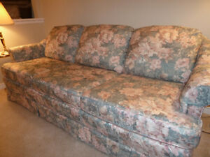 Pristine Condition Couch and Chair