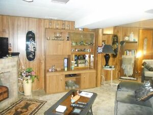 Furnished Northend Basement Apartment Available Now. Sarnia Sarnia Area image 2