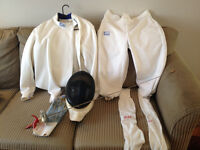 Équipement d'escrime - Kit d'escrime - Fencing equipment