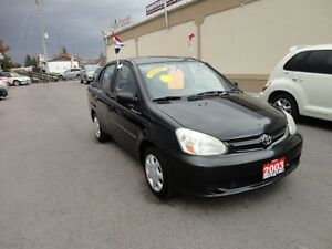 2000 Toyota Echo Sedan E-TESTED & CERT