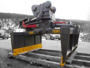 Loader, Excavator, Skid Steer, Dozer & Tractor Attachments
