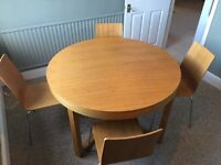 Extending Dining Table to 8