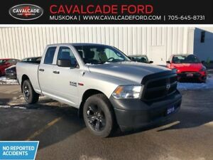 2016 RAM 1500 Quad Cab 4x4 ST Eco Diesel with cruise control!!
