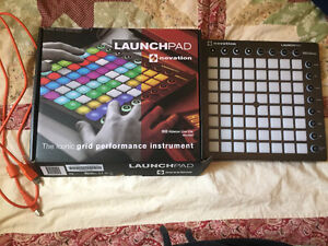 Novation Launchpad (perfect condition)