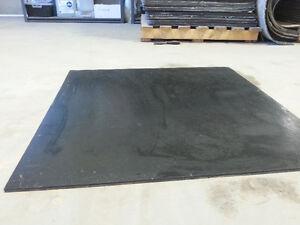 """36"""" Rubber Sports Floor Tiles"""