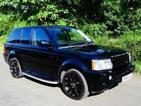 2006 (56) Land Rover Range Rover Sport 2.7TD V6 auto HSE..HIGH SPEC..STUNNING!!