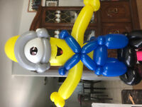 Balloon Twister for your event!