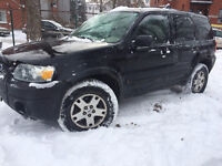 ford escape 2005,limited,full equipé
