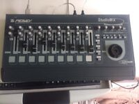 Peavey StudioMix DAW MIDI Controller mixer with motorized faders