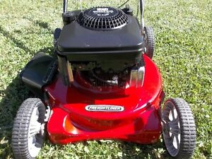 RECYCLE YOUR BROKE DOWN **LAWNMOWERS**