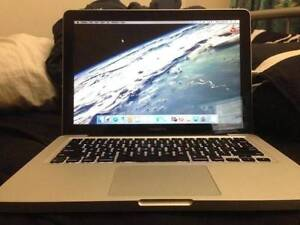 """MACBOOK PRO 13"""" i5 4GB Powered Spec Laptop Southport Gold Coast City Preview"""
