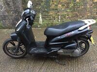 2013 Peugeot tweet RS 125cc scooter 125 cc