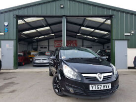 2008 Vauxhall Corsa 1.4i 16v SXi MANUAL PETROL NEW SERVICE TIMING CHAIN DONE