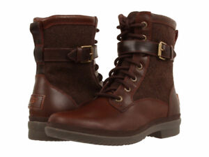 Ugg Kesey Chestnut Brown Size 8
