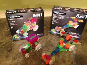 Light Up Lego Kits