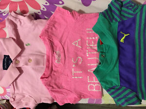 Girls lot from 3months-3yrs old $30