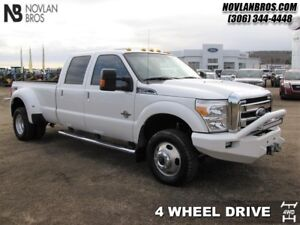 2015 Ford F-350 Super Duty Lariat  - Dually -  Navigation