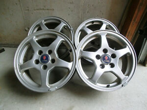 "SAAB Rims  15""   5 by 110"