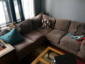 Free Couch- Must Pick Up