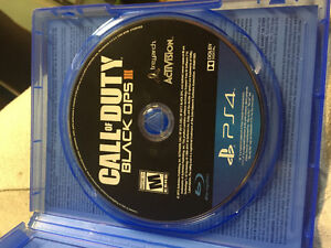 PS4 Call of Duty Black Ops lll London Ontario image 2