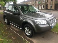 2009 59 Land Rover Freelander 2 2.2Td4e ( 158bhp ) 4X4 2 OWNERS ONLY 45000 MILES