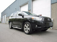 2008 Toyota Highlander SPORT ***CUIR TOIT OUVRANT***