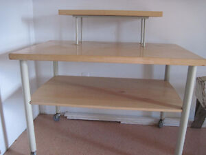 3 Tier Table Trolley