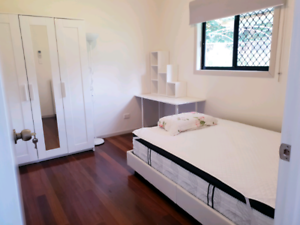 Rooms in a share house