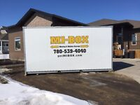 Are you Moving? Call MI-BOX Today