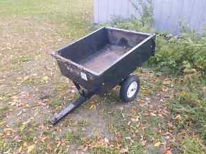 Riding Lawnmower trailer