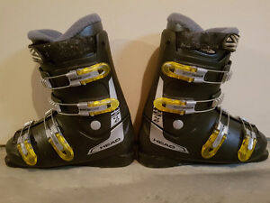 Head Mens 8, Women's 9.5 Ski Boots