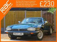 1990 Jaguar XJ-S 5.3 V12 Auto Very Good Condition 100% Original Full Leather Hea