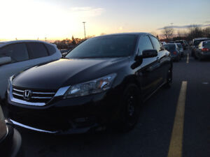 HONDA ACCORD TOURING EX-L 2014