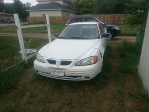 2005 Pontiac Grand Am